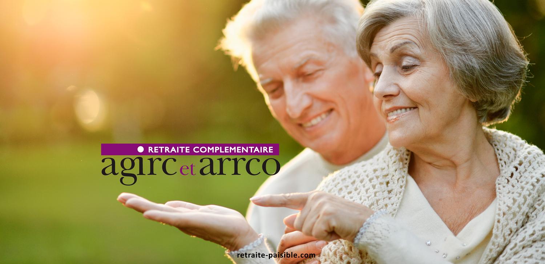 Caisse de retraite complémentaire AGIRC-ARRCO