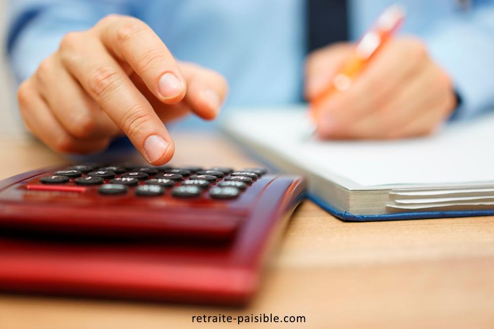 Quel est le calcul de la retraite avec la CNAVPL ?
