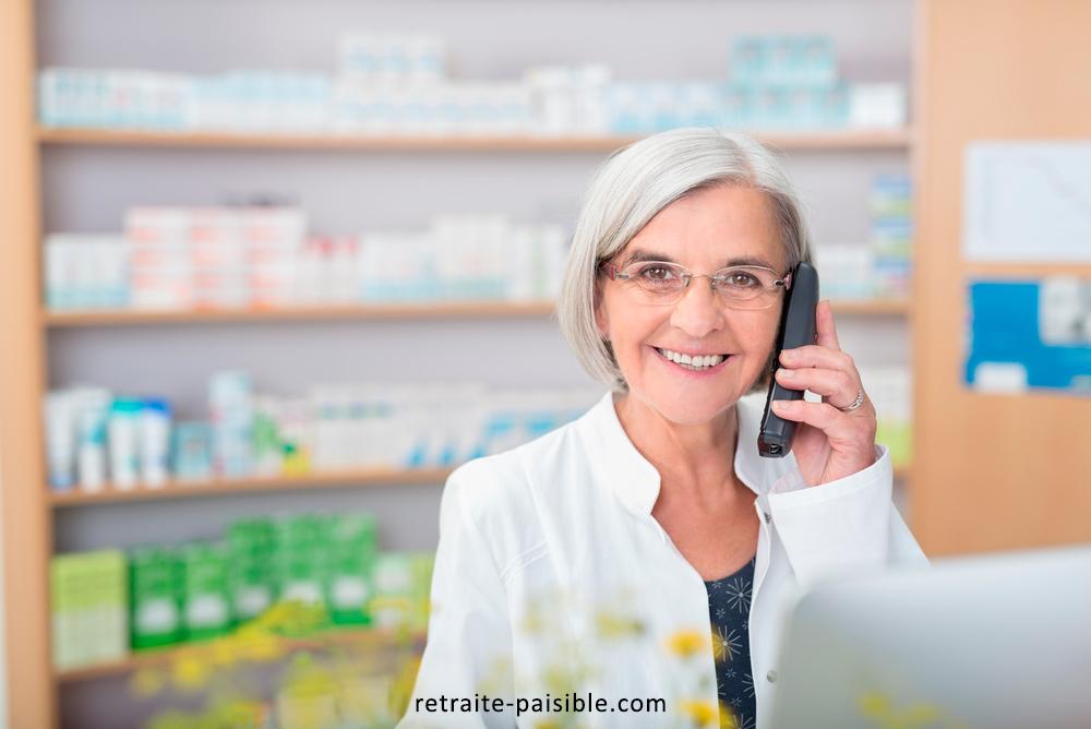 Quelle est l'organisme de retraite des pharmaciens ?